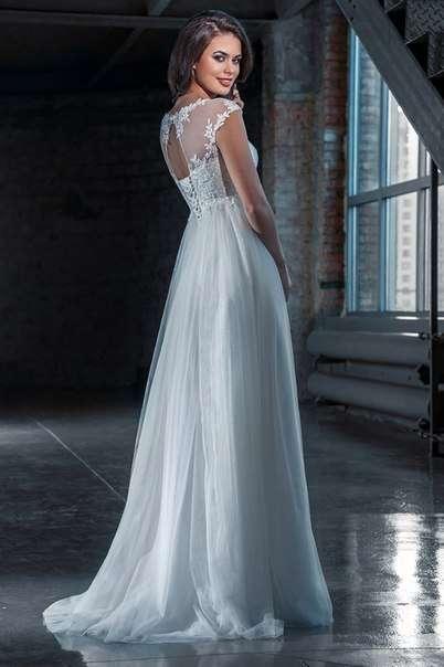 Свадебное платье греческое ТМ Love Bridal (Англия)   - фото 11391306 Свадебный салон Formarriage