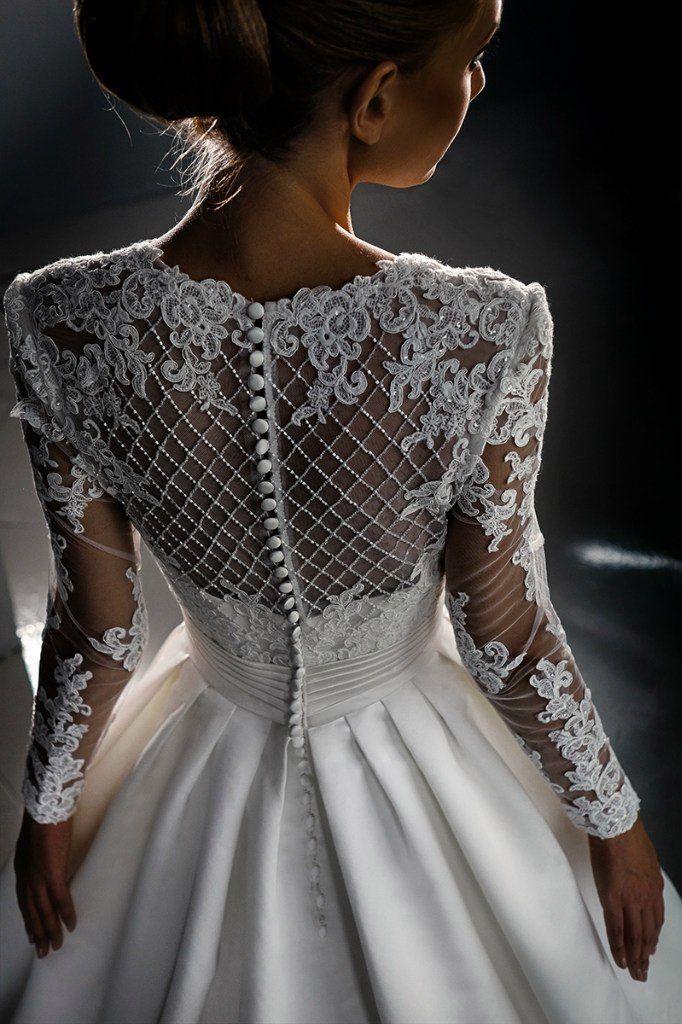 Свадебное платье А-силуэта ТМ Love Bridal (Англия)   - фото 11391448 Свадебный салон Formarriage