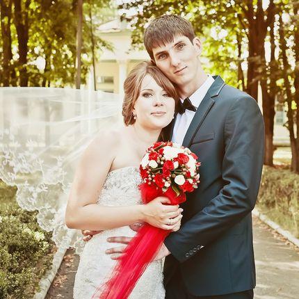 Почасовая свадебная фотосъёмка
