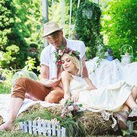 декор на свадебную фотосессию