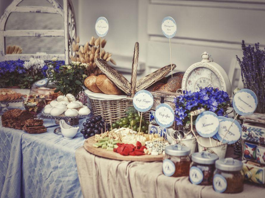 Свадьба «Прованс» в стиле шебби-шик в усадьбе «Середниково» - фото 2771747 Свадебное и event-агентство Kiim Agency