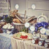 Свадьба «Прованс» в стиле шебби-шик в усадьбе «Середниково»