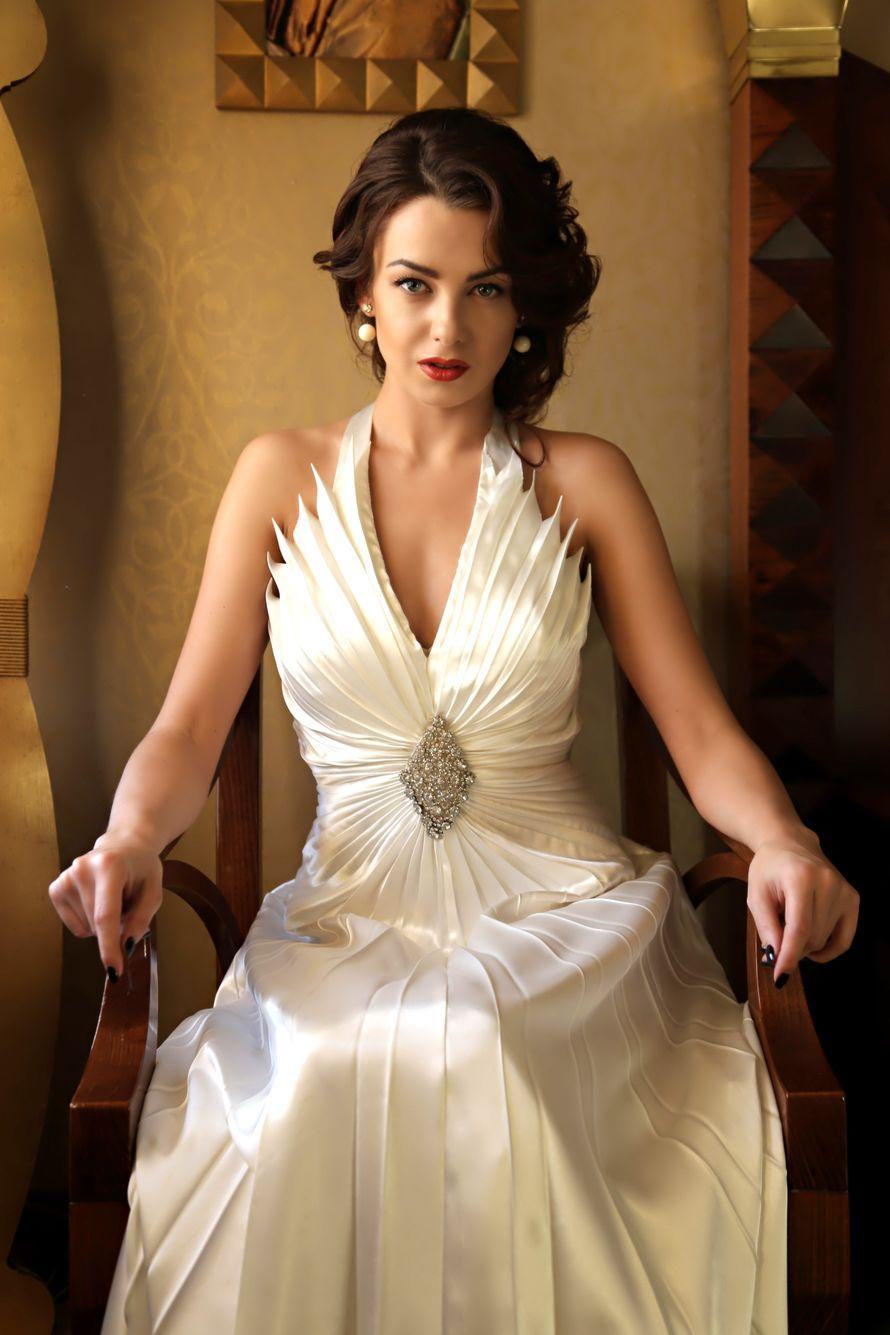 Свадебный макияж Прага невеста Визажист make up - фото 8031830 Визажист Angelie Blazinski