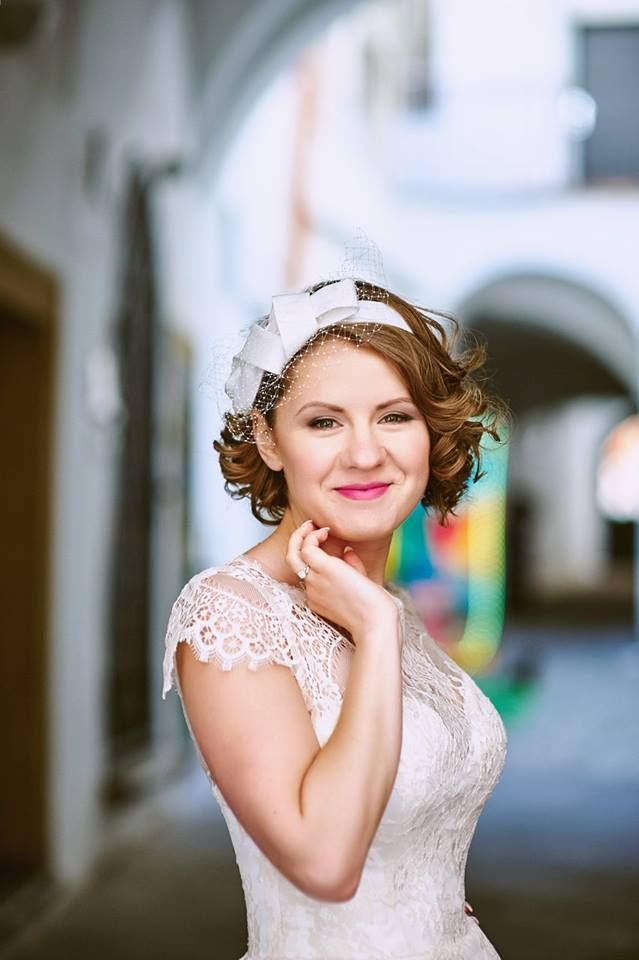 макияж , прическа . Wedding in Prague  Angelie Blazinski   make up - фото 8356744 Визажист Angelie Blazinski