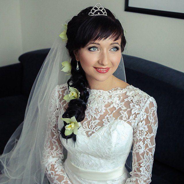 Фото 8356772 в коллекции Макияж  Свадебный образ ! - Визажист Angelie Blazinski