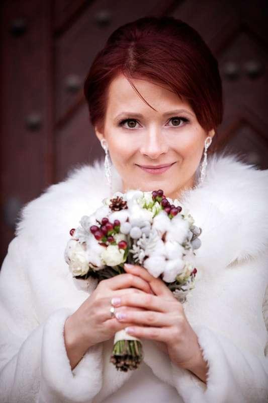 Фото 8356780 в коллекции Макияж  Свадебный образ ! - Визажист Angelie Blazinski