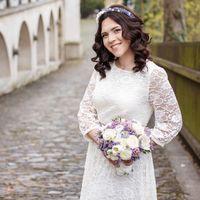 невеста 2016 макияж  визажист в Праге