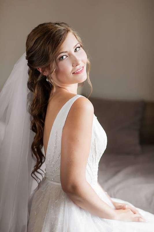 Свадебный визажист в Праге.  make up Angelie Blazinski  - фото 19036370 Визажист Angelie Blazinski