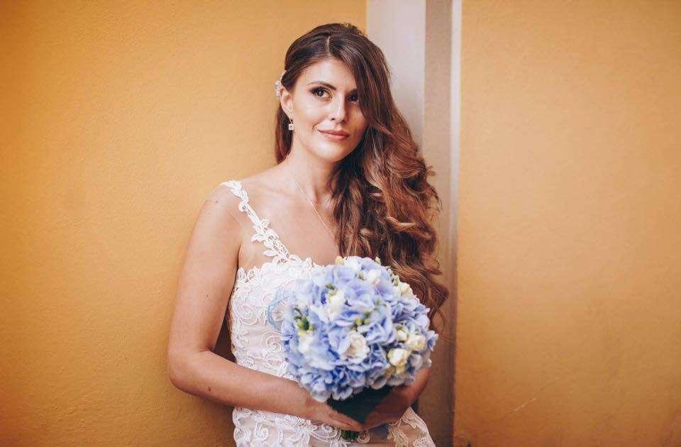 Свадебный визажист в Праге.  make up Angelie Blazinski  - фото 19036372 Визажист Angelie Blazinski