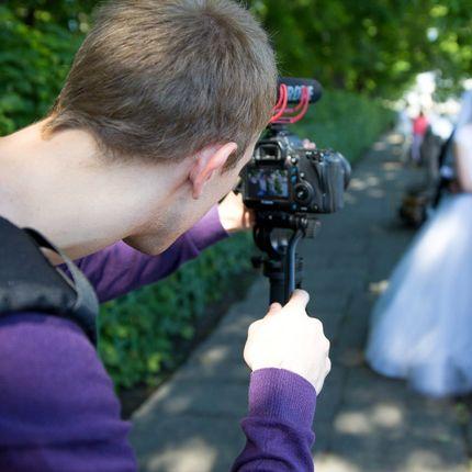 Свадебная видеосъеёмка