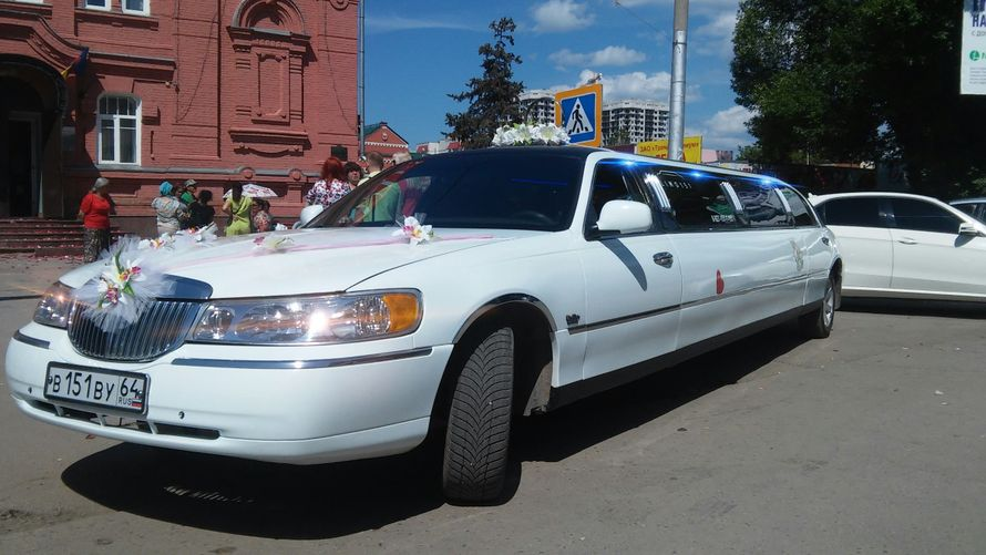 Лимузин Линкольн на 10 персон - аренда