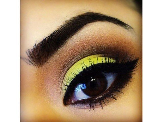 Яркий макияж: фото 4788709 - Визажист-стилист Татьяна Халло