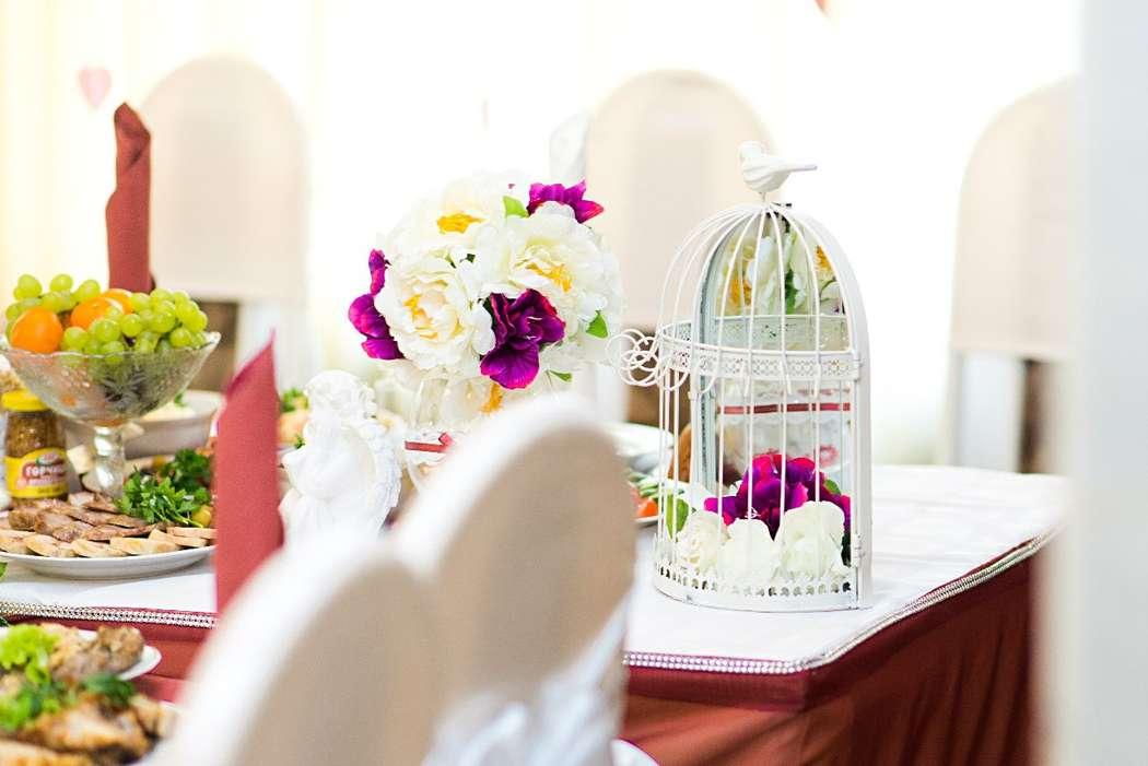 Стол молодоженов - фото 2788717 Свадебный распорядитель Екатерина Захожая