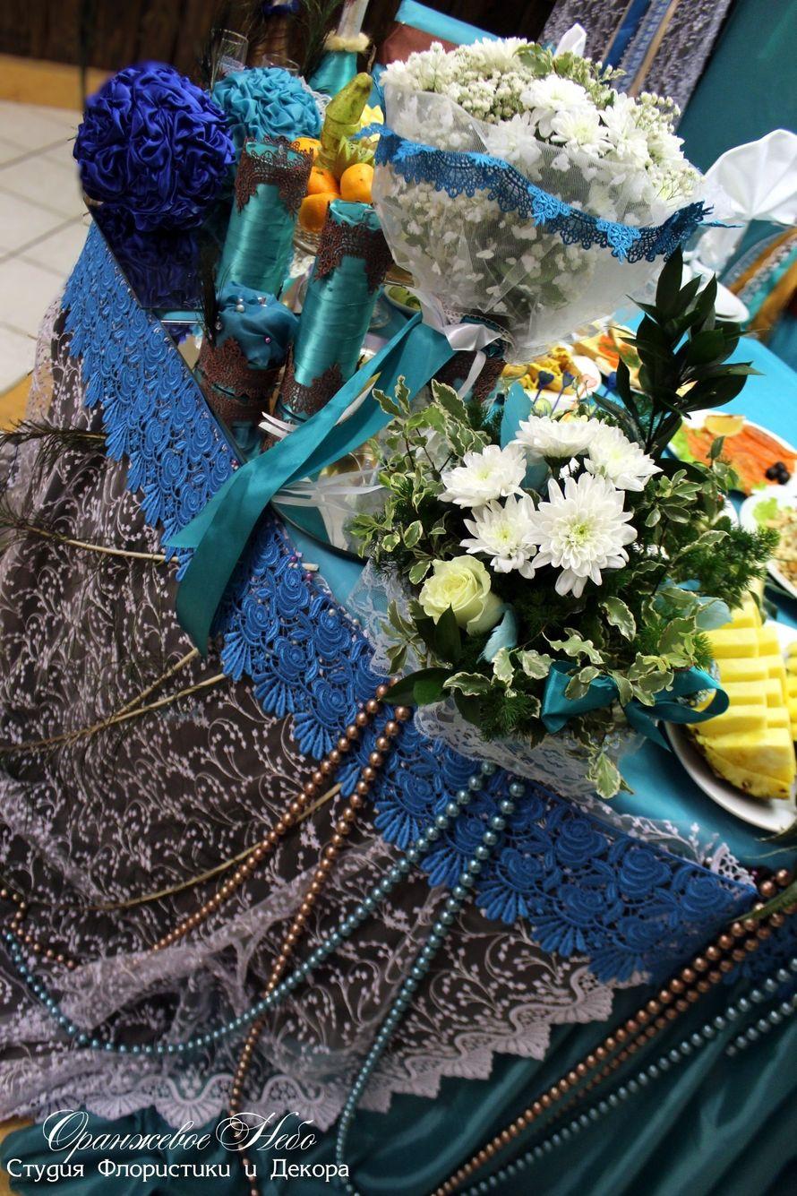 Комплексное оформление свадебного торжества