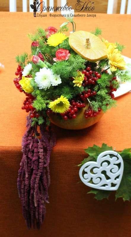 Фото 8116528 в коллекции Портфолио - Студия флористики и декора Оранжевое Небо