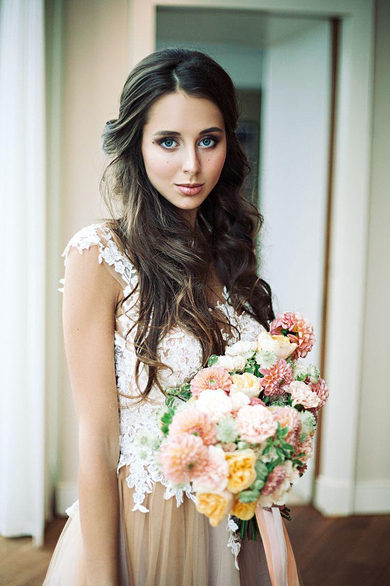 Фото 17442904 в коллекции Невесты, мои работы - Стилист Катя Мороз