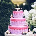 Торт с инжиром для свадебного агентства Лилии Горлановой