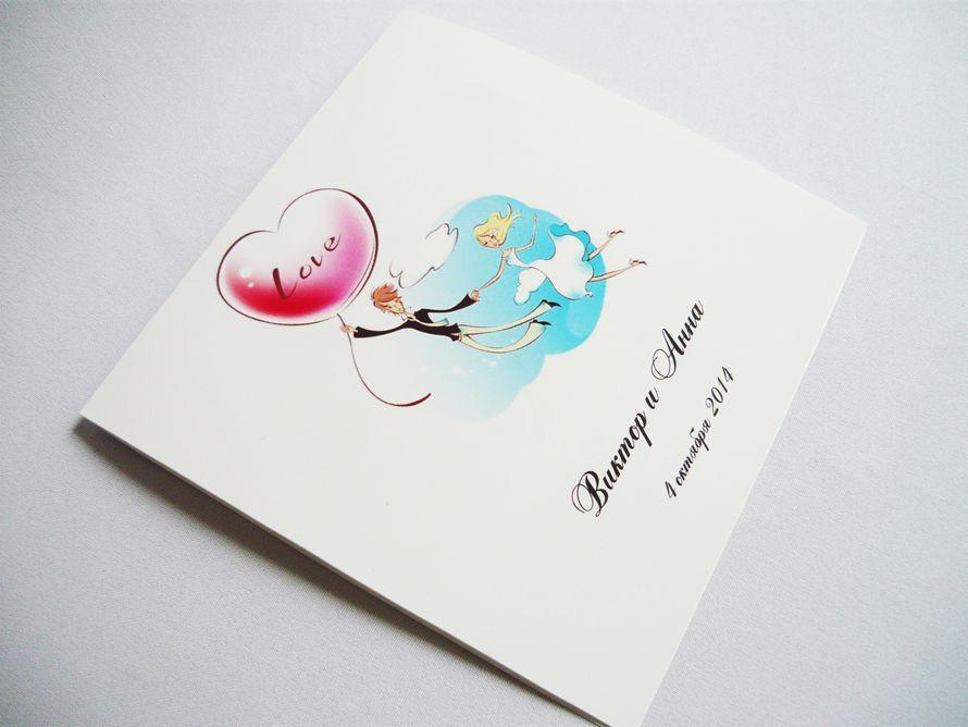 Фото 3627279 в коллекции Приглашение на свадьбу - Арт Wedding ,свадебный декор