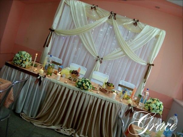 комплект с ширмой - фото 2836939 Студия свадебного декора Grace