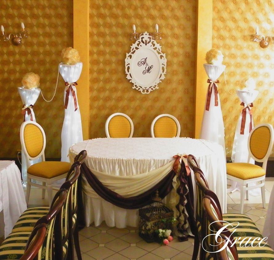 Фото 2836969 в коллекции Мои фотографии - Студия свадебного декора Grace