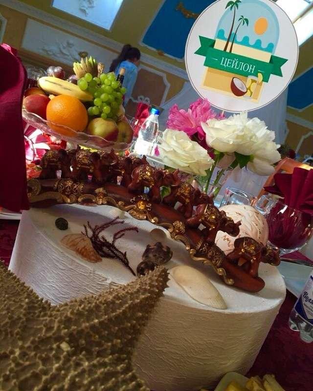 Свадьба в стиле путешествий - фото 11036968 Студия декора Rizi