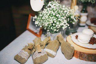 Свадьба в стиле рустик - фото 11926116 Студия декора Rizi