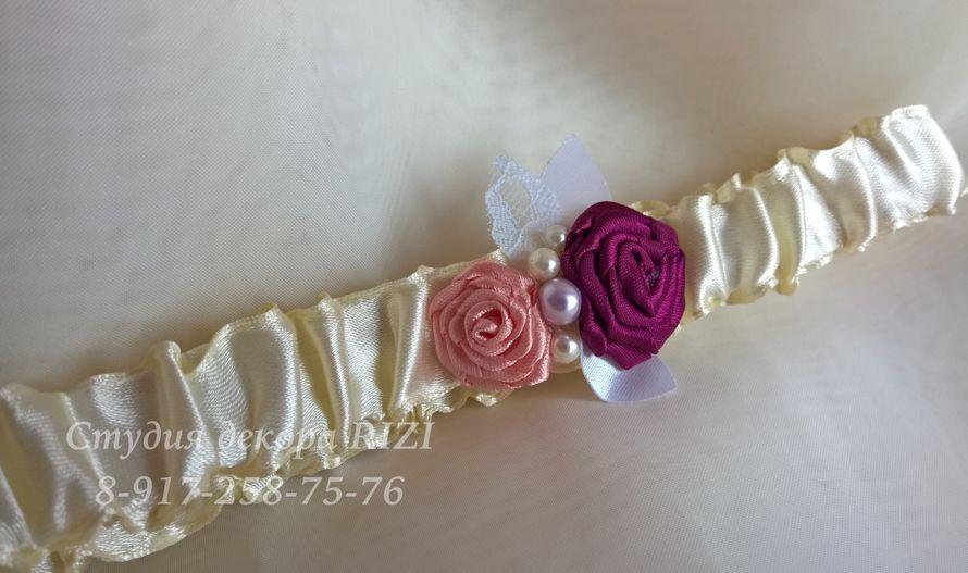 Подвязка для невесты - фото 12124772 Студия декора Rizi