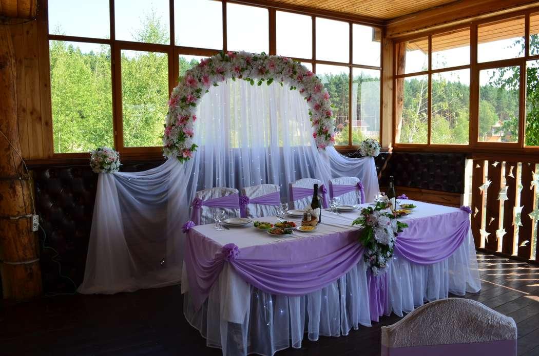 """База отдыха """"Березовая роща"""" - фото 2838817 Студия свадебного декора Smile"""