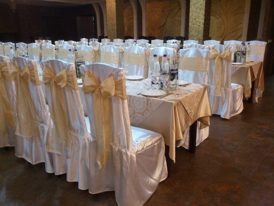 Фото 2839129 в коллекции Оформление стульчиков - Студия свадебного декора Smile