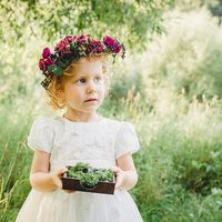 свадьба Кристины и Игоря в цвете марсала