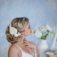 Гребень «Свадебная сказка»