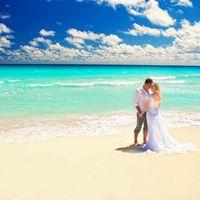 Просто, красиво и это все карибская сказка в Мексике!