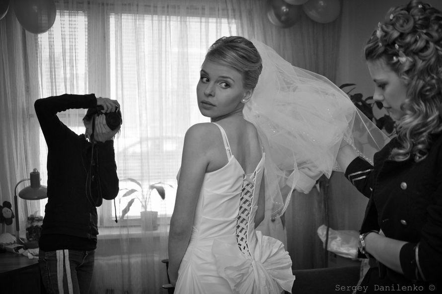Фото 2860221 в коллекции Мои фотографии - Свадебный фотограф Сергей Даниленко
