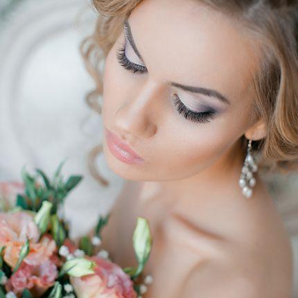 Прическа и макияж для мамы невесты