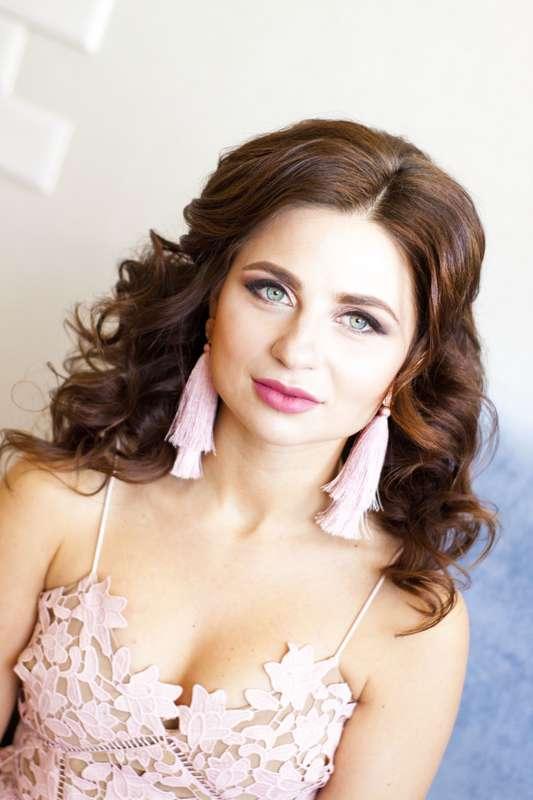 Свадебный макияж - фото 17607848 Мастер причёски и макияжа Старостина Наталья