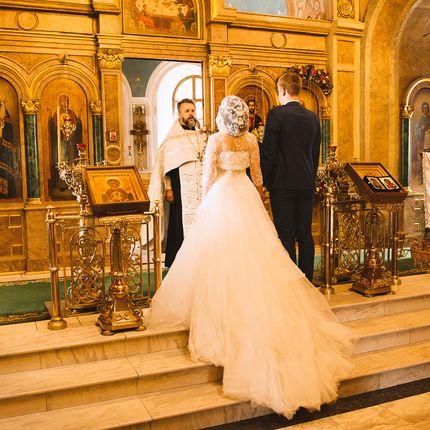 """Фотосъёмка - пакет """"Венчание"""" 2 часа"""