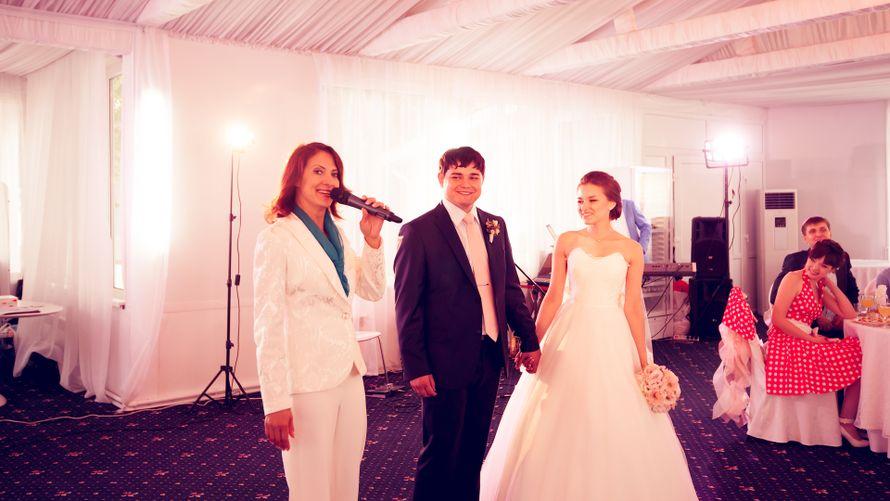 Свадебное интервью с молодоженами - фото 4414689 Ведущая Наталья Смирнова