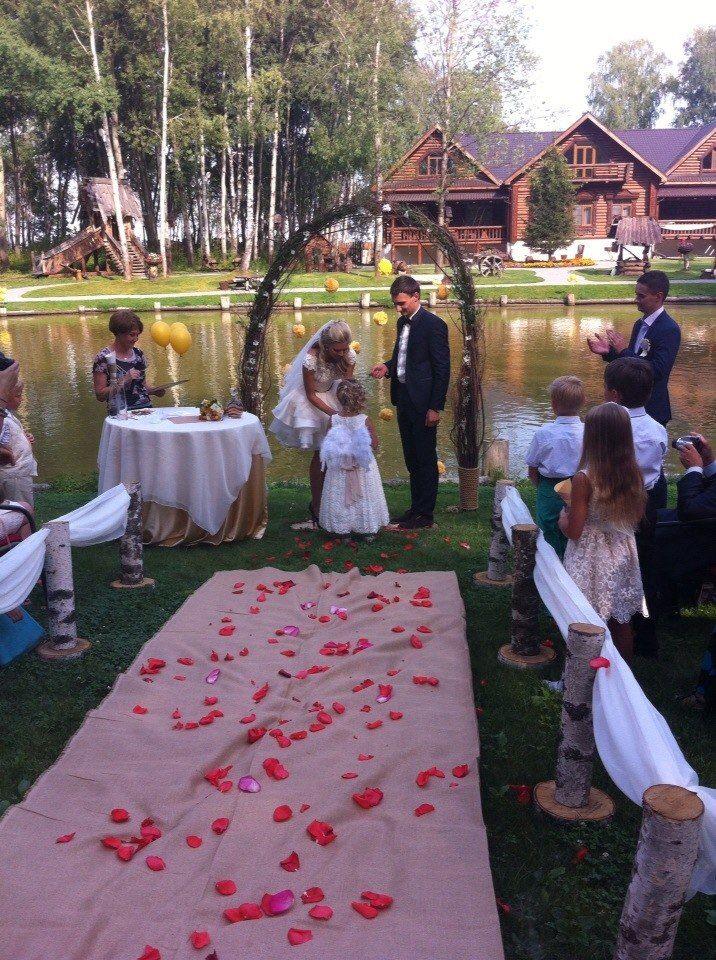 Фото 2898561 в коллекции оформление свадеб - Компания Троя - организация свадеб