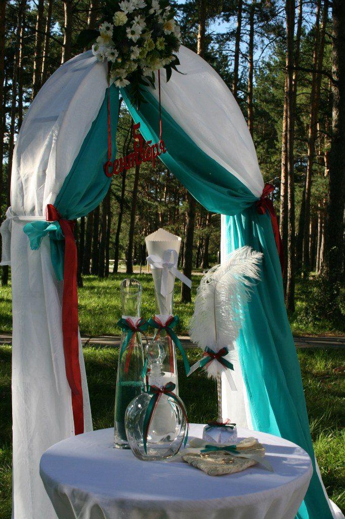 Песочная церемония - фото 3094277 Компания Троя - организация свадеб