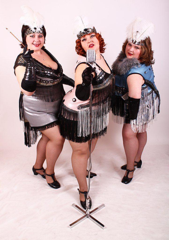 Танцующие толстушки фото #10