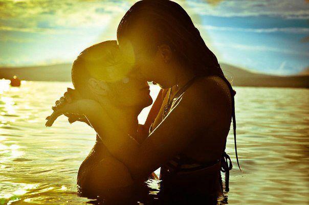 Морской близ, влюбленная пара в Геленджике (центральный пляж с видом на горы) Анастасия и Вадим. - фото 4265573 Фотограф Эдуард Гаврилов