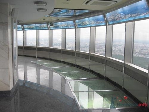 Смотровая площадка Останкинской телебашни