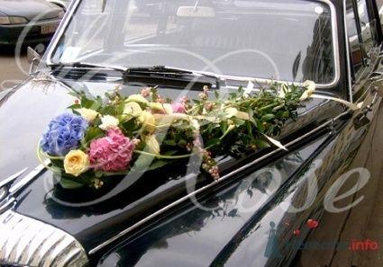"""Фото 17820 в коллекции Оформление авто - Галерея цветов """"L'Rose"""""""