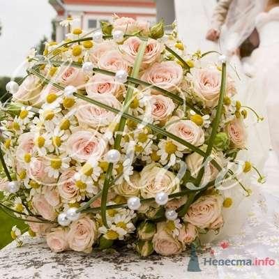 """Фото 17835 в коллекции Свадебные букеты, аксессуары - Галерея цветов """"L'Rose"""""""