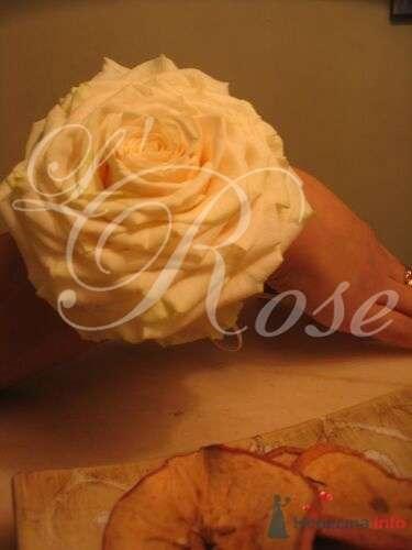 """Фото 17857 в коллекции Свадебные букеты, аксессуары - Галерея цветов """"L'Rose"""""""