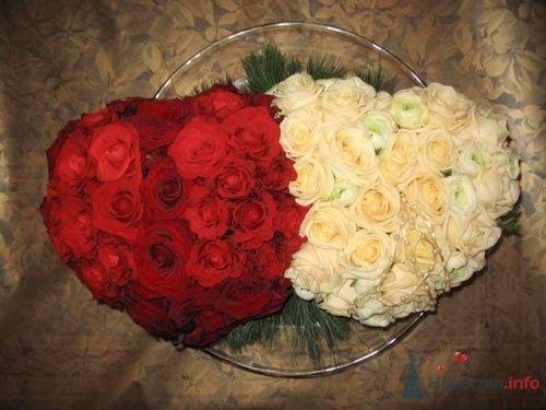"""Фото 17910 в коллекции Президиум и настольные композиции - Галерея цветов """"L'Rose"""""""