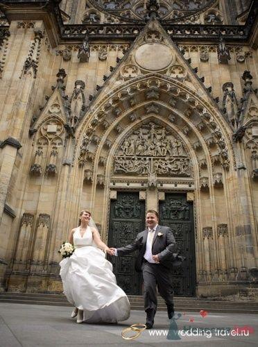 Фото 17809 в коллекции Свадьбы в Чехии - Невеста01