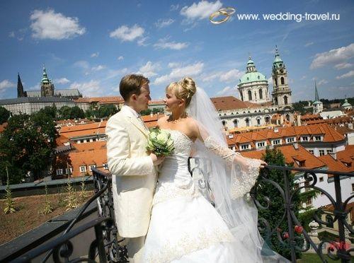 Фото 18087 в коллекции Свадьбы в Чехии - Невеста01