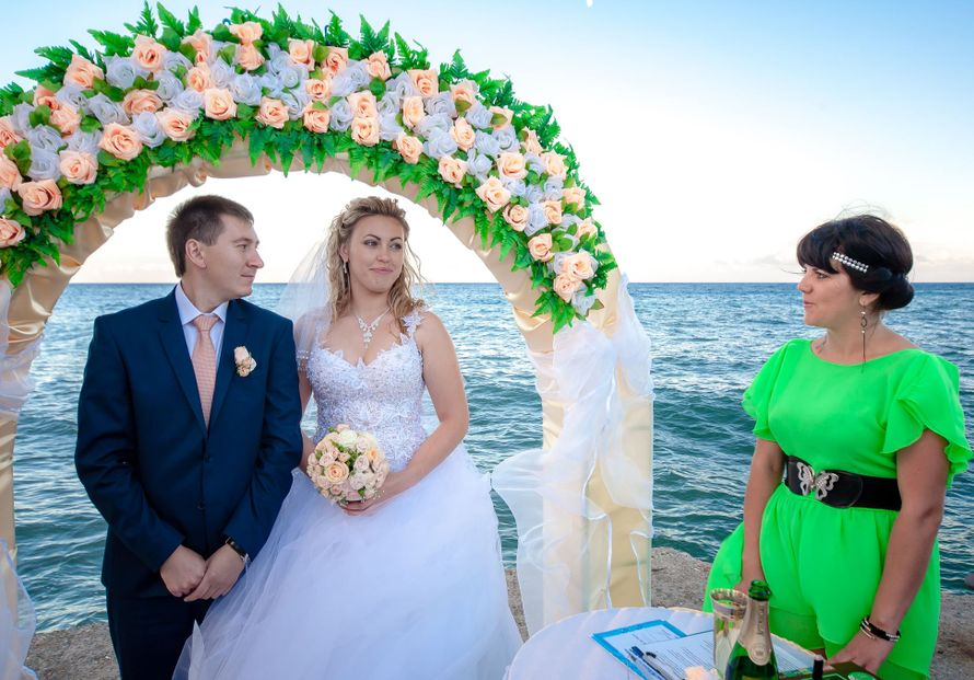 Фото 2926183 в коллекции Мои фотографии - Крымпраздник - организация свадьбы