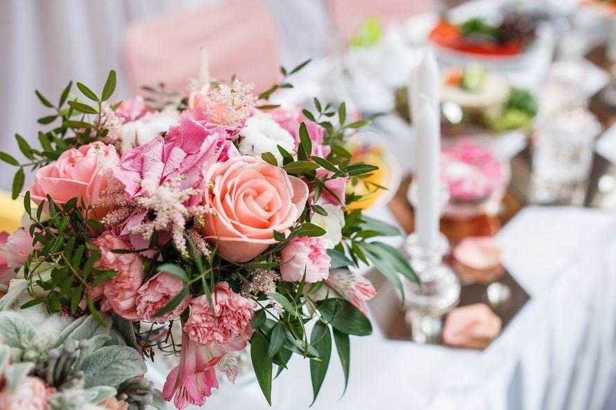 Фото 8601318 в коллекции Классическая свадьба в постельных тонах - Организация и оформление свадьбы Sweet Day